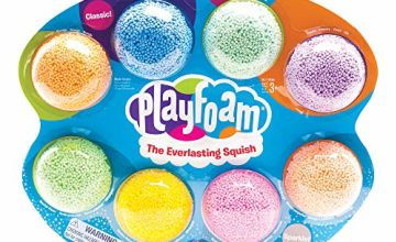 Learning Resources EI-1906 Playfoam Combo (8 Pack), Multicoloured, 8-Pack