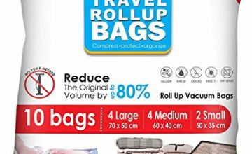20% off Vaccum Storage Bag Packs