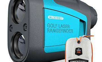 MiLESEEY Professional Precision 660 Yards Golf Rangefinder