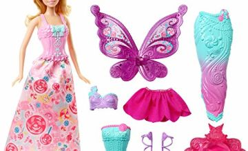 Up to 25% off New Season Barbie and Dolls