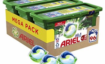 Save on Ariel All-in-One Pods