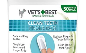 Save on Vet's Best Cleaning Pads, Flea Products and more