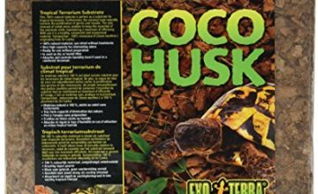 Exoterra Coco Husk Substrate for Reptiles and Amphibians 20 l
