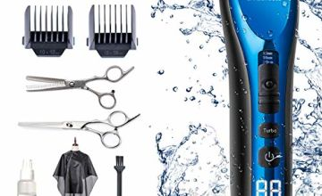 BarberBoss Professional Hair Clippers