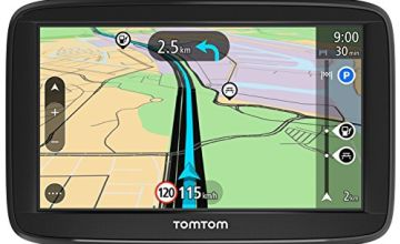 TomTom Car Sat Nav Start 52, 5 Inch with Lifetime EU Maps