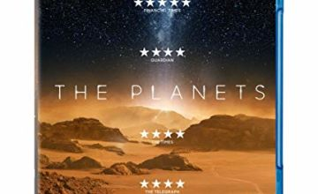 The Planets [Blu-ray] [2019]