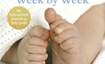 "Today only: ""Your Baby Week By Week"" and more from 99p"
