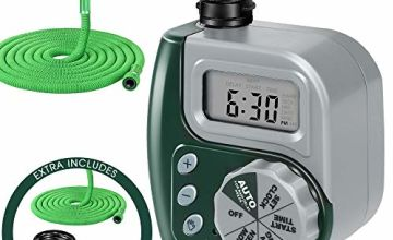 MASTERTOP Garden Timer Automatic Watering Timer Device Timin