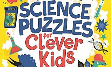 Save on Science Puzzles for Clever Kids (Buster Brain Games) and more