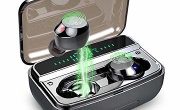 IPX8 Waterproof Wireless Headphones