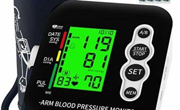 OUDEKAY Digital Blood Pressure Machine