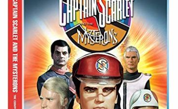 Save on Captain Scarlet and the Mysterons: The Complete Series [Blu-ray] and more