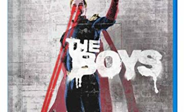 The Boys (2019) S01 [Blu-ray] [2020] [Region Free]