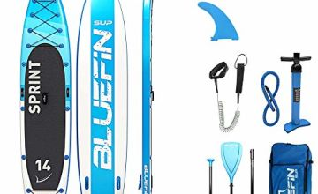 25% off Bluefin Paddle Boards