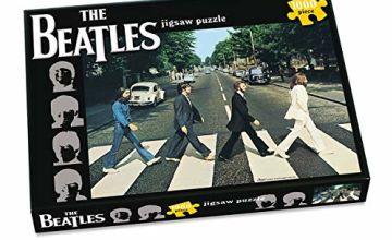Paul Lamond Games The Beatles Abbey Road Puzzle (1000 Pieces)