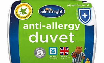 15% off Silentnight Duvets, Pillows and more