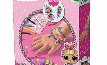 Save on SES Creative 14196 L.O.L Surprise L.O.L. Charm Bracelets and more