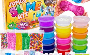 DIY Slime Making Kit for Girls and Boys