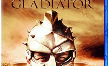 Save on Gladiator - 15th Anniversary Edition [Blu-ray + UV Copy] [2000] [Region Free] and more