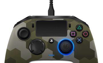 Nacon Revolution PS4 Controller - Green Camo