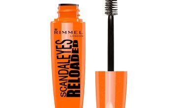 Rimmel Scandal Eyes Reloaded Mascara - Black 12ml