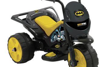 DC Comics Batman 6V Powered Ride On Trike