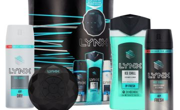 Lynx Ice Chill Trio and Shower Speaker Gift Set