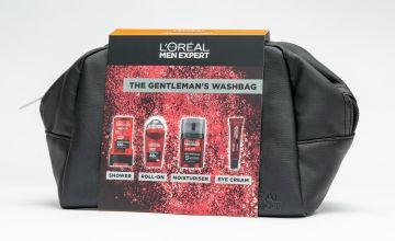 L'Oreal Paris Men Expert Gentlemans Washbag