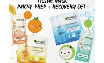 Garnier Mask Party Recover Kit