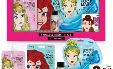 Disney Princess Night In Pampering Set