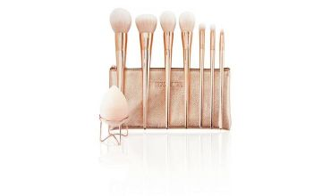 Cosmopolitan 7 Piece Make Up Brush Set