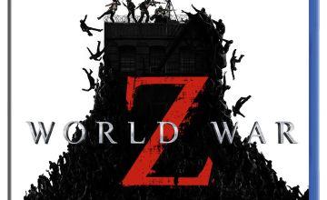 World War Z PS4 Game