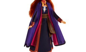 Disney Frozen 2 Singing Anna Fashion Doll with Music