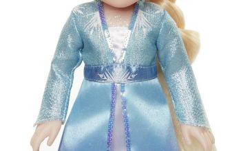 Disney Frozen 2 Travel Toddler Doll - Elsa