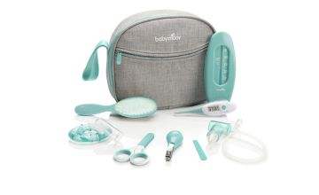 Babymoov Baby Healthcare and Grooming Kit - Aqua