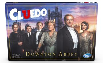 Downton Abbey Cluedo from Hasbro Gaming