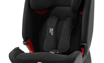 Britax Advansafix IV M Group 1/2/3 Car Seat - Cosmo Black