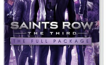 Saints Row: The Third Full Package Nintendo Switch Game