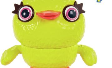 Toy Story 4 Ducky Figure