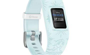Garmin Vivofit Jr 2 Frozen 2 Childrens Fitness Tracker