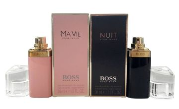 Hugo Boss Ma Vie and Boss Nuit Eau de Parfum 30ml