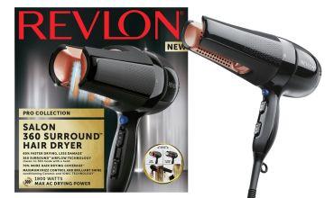 Revlon Pro Collection 360 Surround AC Hair Dryer