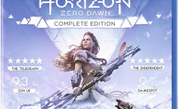 Horizon Zero Dawn PS4 Hits Game
