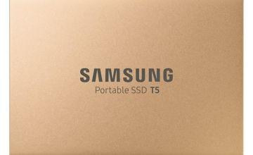 Samsung T5 500GB Portable SSD Hard Drive