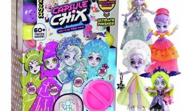 Capsule Chix Ultimix 4 Doll Surprise Mega Pack