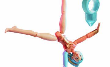 Team GEM Magic Balance Gymnast Doll Saffie