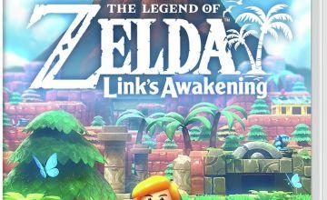 Legend of Zelda: Link's Awakening Nintendo Switch Game