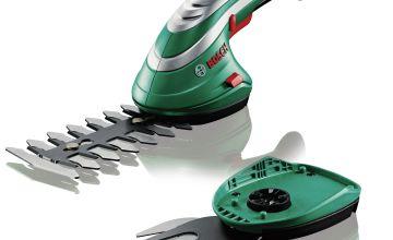 Bosch ISIO Shape and Edge Cordless Shear - 3.6V