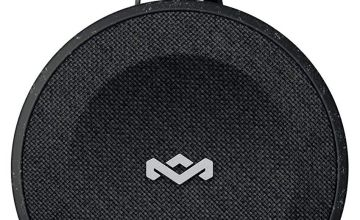 Marley No Bounds Bluetooth Speaker - Black