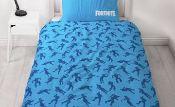 Fortnite Emotes Bedding Set - Single